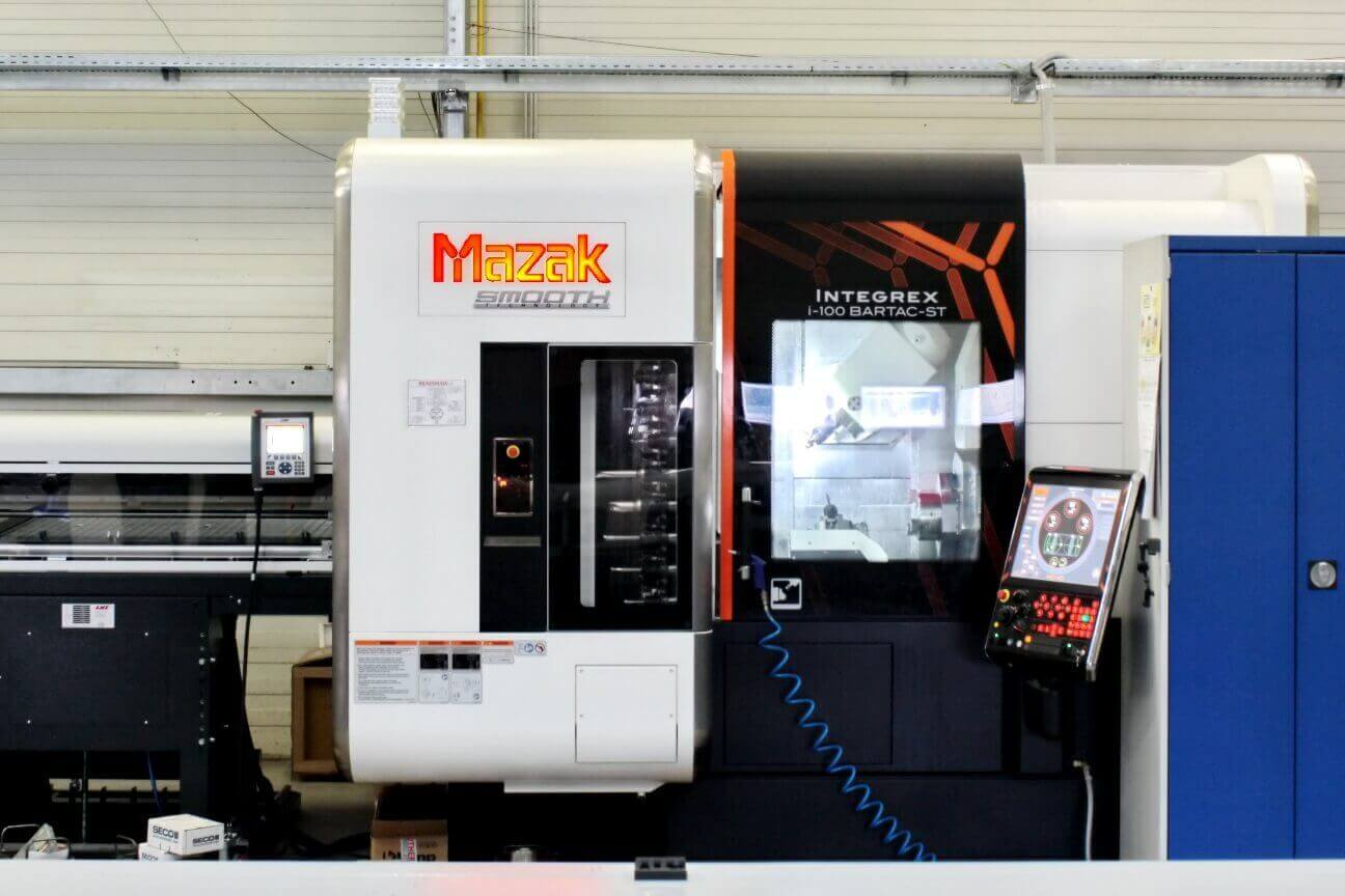 Mazak Integrex