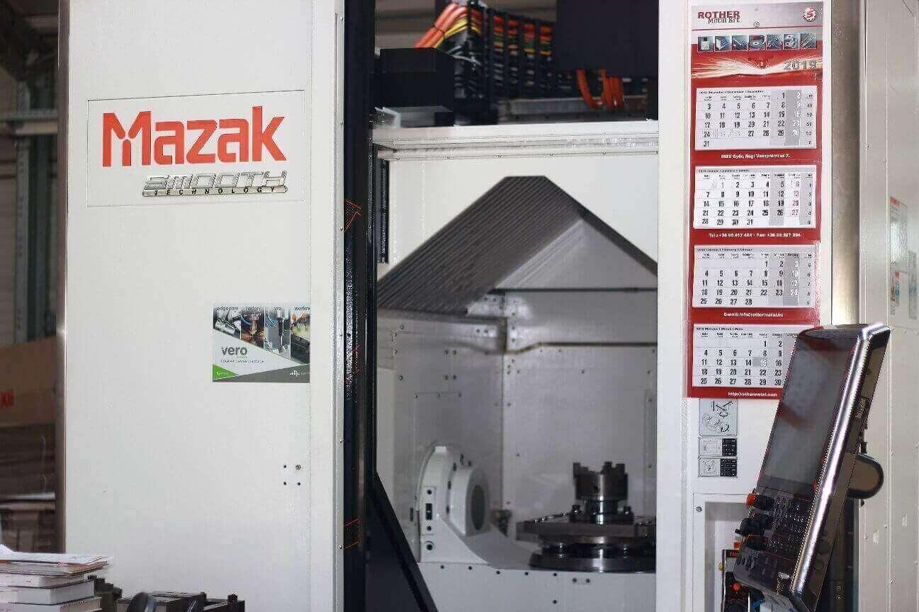 Mazak Variaxis